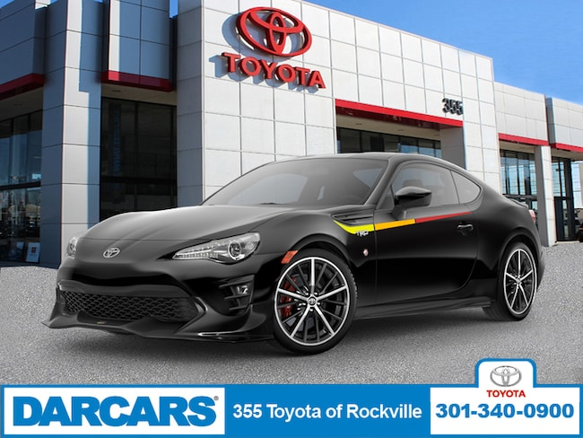 New 2019 Toyota 86 TRD SE Coupe in Rockville, Maryland