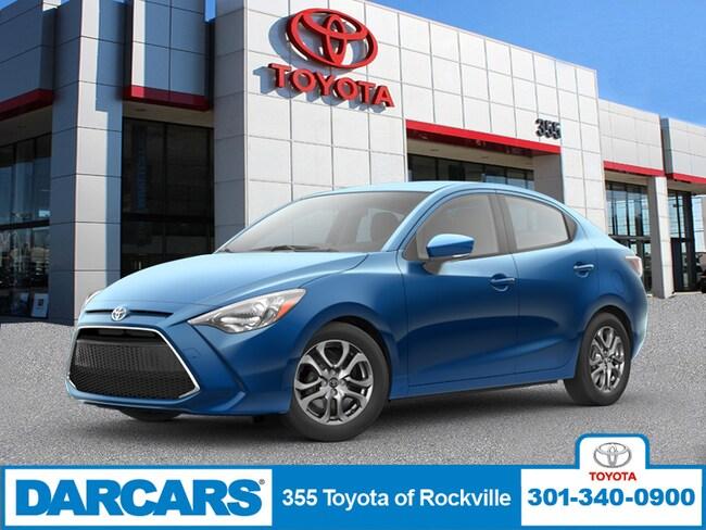 New 2019 Toyota Yaris Sedan LE Sedan in Rockville, Maryland