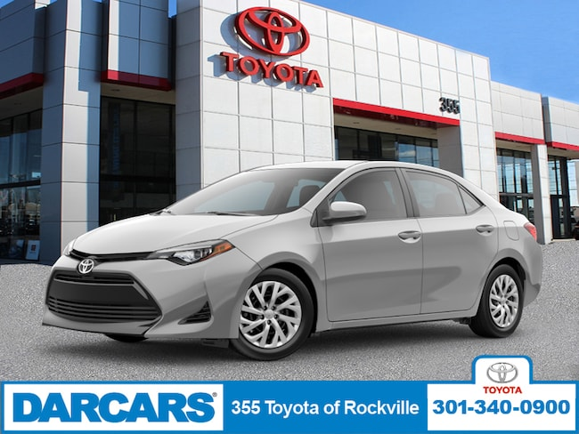 New 2019 Toyota Corolla LE Sedan in Rockville, Maryland