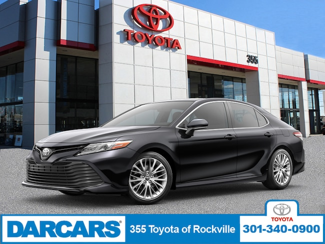 New 2019 Toyota Camry XLE Sedan in Rockville, Maryland