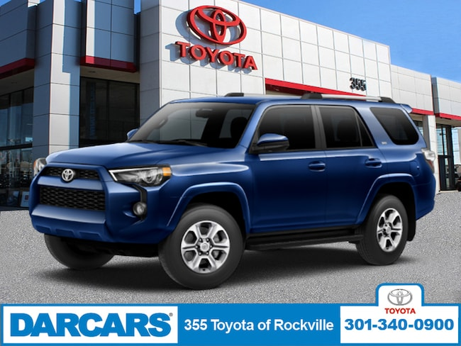 New 2019 Toyota 4Runner SR5 SUV in Rockville, Maryland