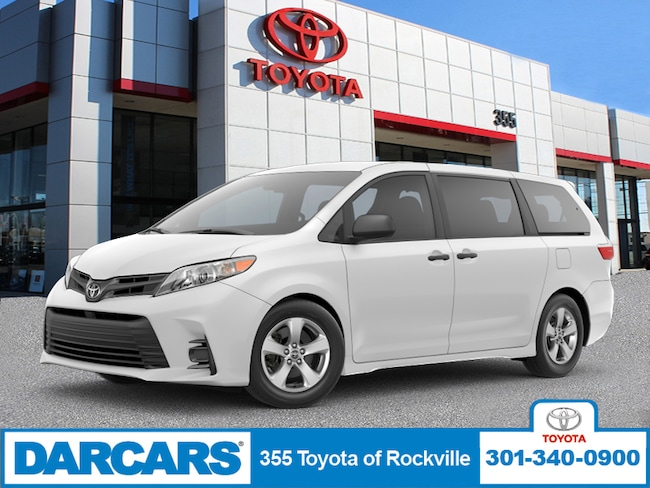 New 2019 Toyota Sienna L 7 Passenger Van in Rockville, Maryland