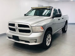 Used 2014 Ram 1500 Express Popular Group, Tow Pkg, 4x4, Backup Cam Truck Quad Cab in Arlington, TX