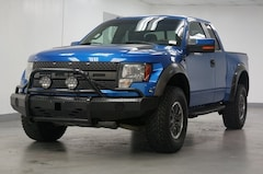 Used 2010 Ford F-150 SVT Raptor Truck Super Cab in Arlington, TX