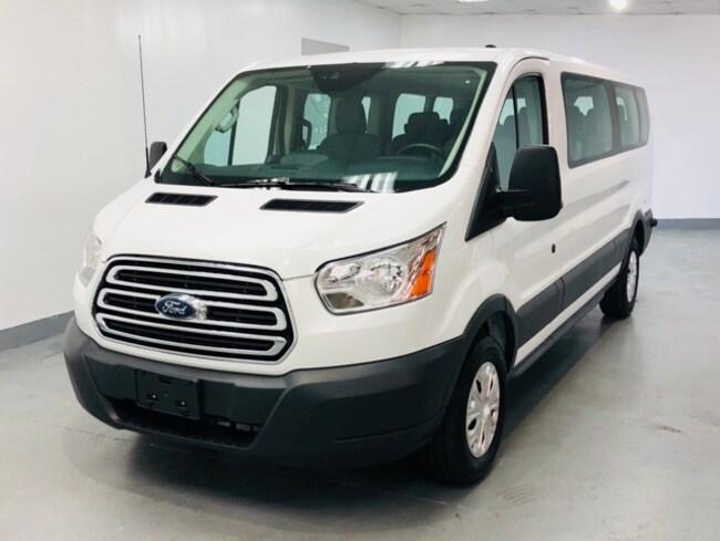 2017 Ford Transit-350 XLT 15 Passenger, Backup Cam, Cruise Wagon