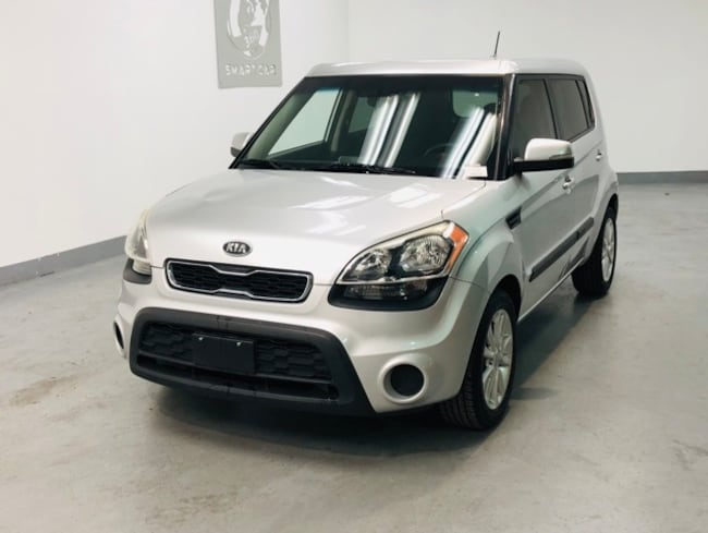 2012 Kia Soul Plus Hatchback