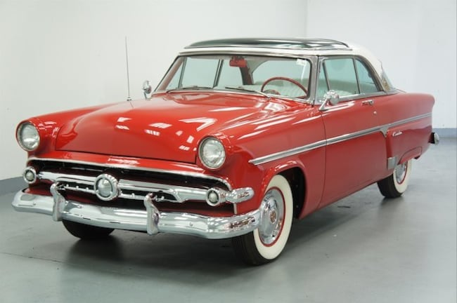 1954 Ford Crestline 239ci V8 y-Block, Skyliner Glass Roof Coupe