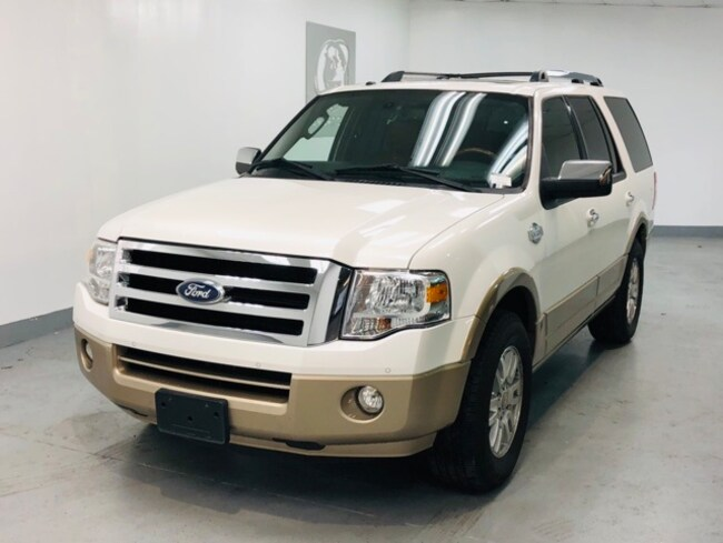 2013 Ford Expedition King Ranch 401A Pkg, Navi, Sunroof, Power Boards SUV