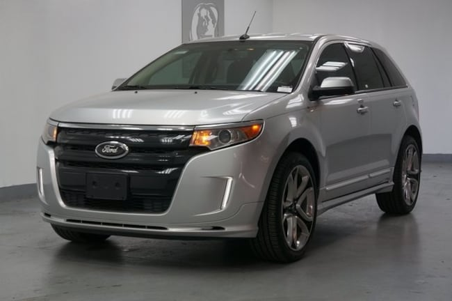 2013 Ford Edge Sport Navigation, Sony Sound, Heated Seats SUV