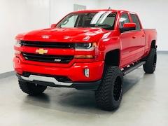 Used 2017 Chevrolet Silverado 1500 LT 6 Lift, 35 Tires, Z71 Pkg, Tow Pkg Truck Crew Cab in Arlington, TX