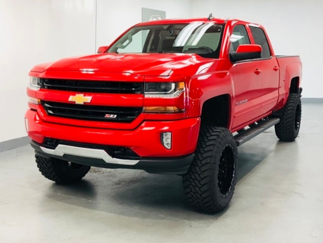 Used 2017 Chevrolet Silverado 1500 For Sale At 360 Smart Car