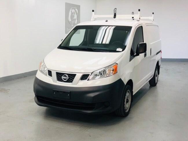 2016 Nissan NV200 S Back Door Glass Pkg, 1-Owner, Cargo Pkg Cargo Van
