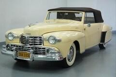 1947 Lincoln Continental 1 of 738 Built, V12 Motor, Museum Kept
