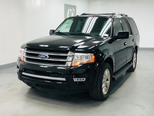 2017 Ford Expedition Limited Navigation, Bucket Seats, Cooled Seats SUV