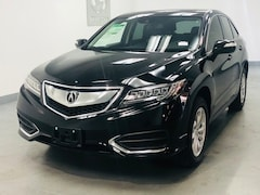 2016 Acura RDX Base Bluetooth, Premium Audio, Moonroof SUV