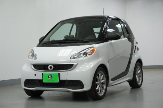 2016 smart fortwo electric drive Passion Coupe
