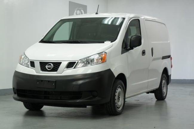 2018 Nissan NV200 S Cargo Van