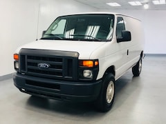 2014 Ford E-250 Commercial Cruise Ctrl, 1-Owner, Sliding Side Door Cargo Van