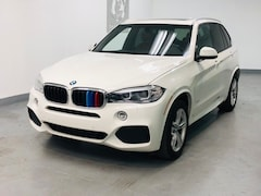 Used 2015 BMW X5 Xdrive35i M Sport, Premium Pkg, Driver Assist SUV in Arlington, TX