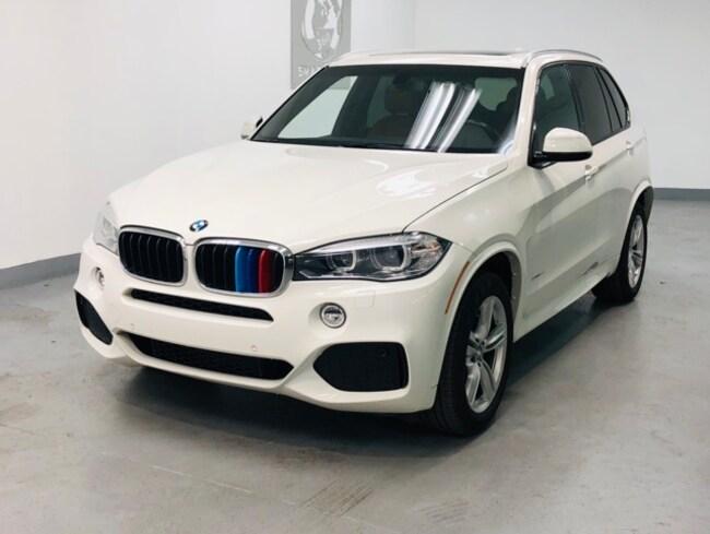 2015 BMW X5 Xdrive35i M Sport, Premium Pkg, Driver Assist SUV