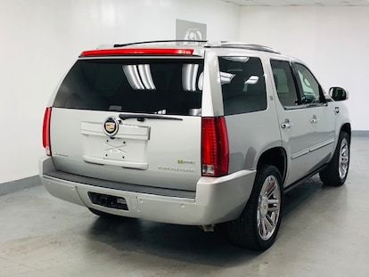 Used 2012 CADILLAC Escalade Hybrid For Sale at 360 SMART CAR