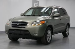Used 2008 Hyundai Santa Fe Limited Leather, Sunroof, Heated Seats, Clean Carf SUV in Arlington, TX