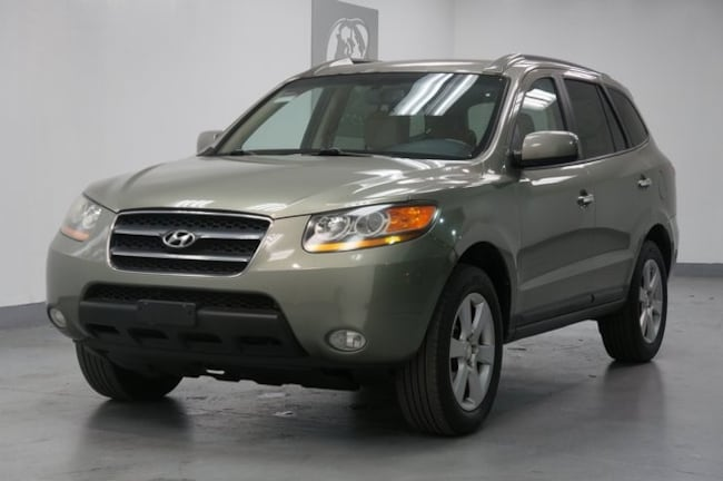 2008 Hyundai Santa Fe Limited Leather, Sunroof, Heated Seats, Clean Carf SUV