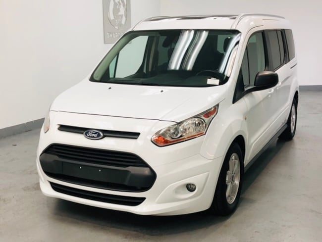 2016 Ford Transit Connect XLT Panoramic Glass Roof, Backup Cam, Rear Air Wagon