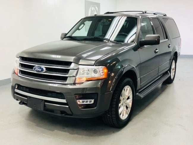 2017 Ford Expedition EL Limited 300A Group, Navigation, Backup Cam SUV
