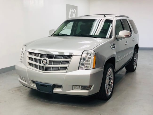 2012 CADILLAC Escalade Hybrid Hybrid Platinum Edition SUV