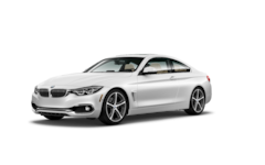 2018 BMW 430i Coupe 8 speed automatic