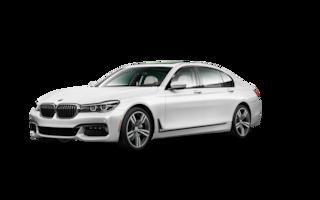 New 2019 BMW 740i Sedan Los Angeles California
