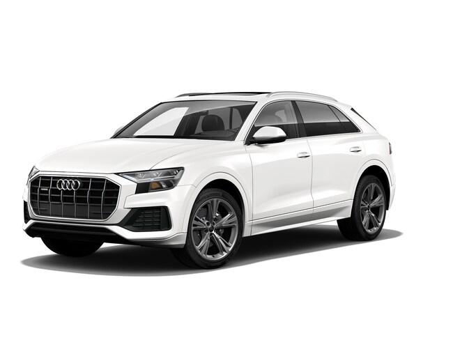 New 2019 Audi Q8 3.0T Premium 3.0 TFSI Premium WA1AVAF13KD016291 near Chicago