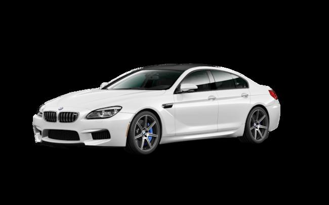 2018 BMW M6 Base Gran Coupe Rear-wheel Drive