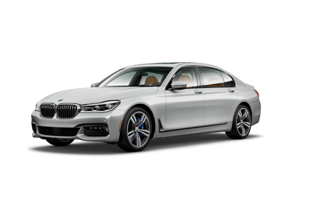 2018 BMW 750i xDrive Car