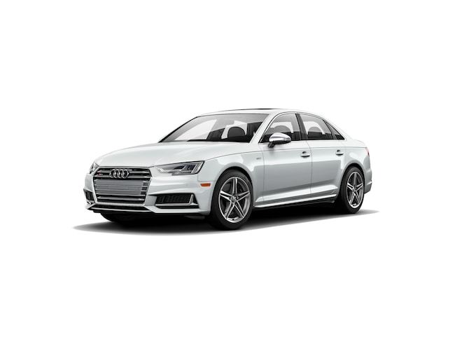 New 2018 Audi S4 Premium Plus Sedan for sale in Hyannis, MA at Audi Cape Cod