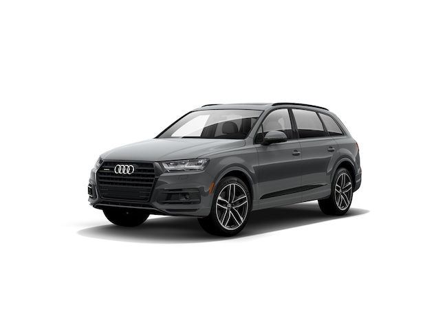 new 2018 Audi Q7 3.0T Prestige SUV near Salt Lake City UT