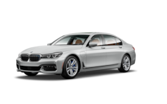 2018 BMW 7 Series 740e Xdrive Iperformance Plug-In Hy Car