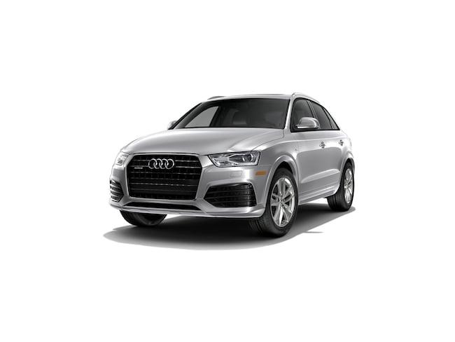 New 2018 Audi Q3 2.0T Premium SUV in Wallingford