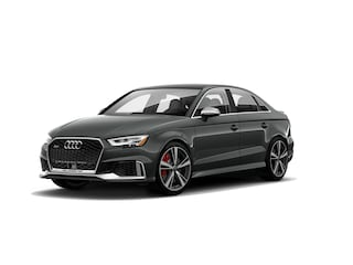 New 2018 Audi RS 3 Sedan for sale in Beaverton, OR
