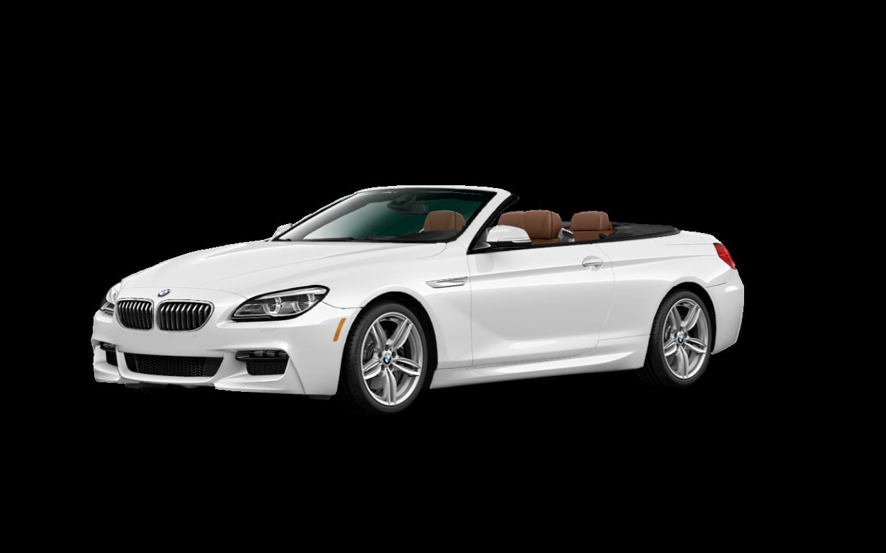2018 BMW 640i Convertible