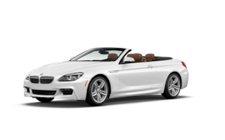 2018 BMW 640i xDrive Convertible