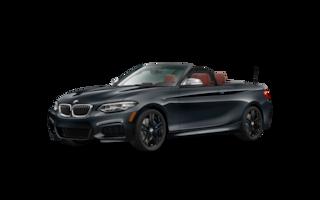 2018 BMW M240i xDrive Convertible WBA2N3C51JVC29391