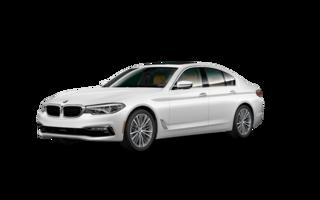 2018 BMW 5 Series 530i Sedan