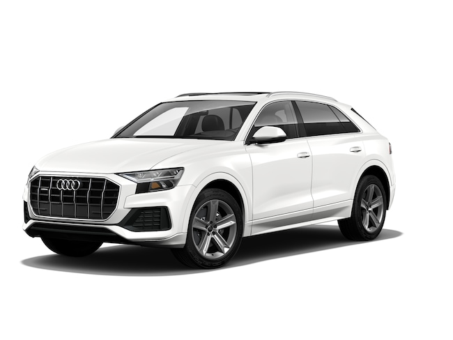 2019 Audi Q8 Premium SUV for sale in Highland Park, IL at Audi Exchange
