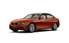 2018 BMW 320i xDrive Sedan WBA8E5G50JNV02317