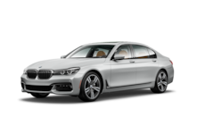 2018 BMW 740i xDrive Car