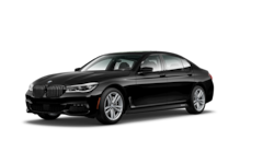 2019 BMW 7 Series 750i Xdrive Sedan Car