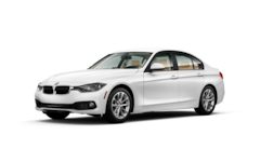 2018 BMW 320i xDrive Sedan All-wheel Drive