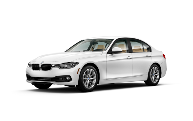 New 2018 BMW 3 Series 320i xDrive Sedan near Rogers, AR